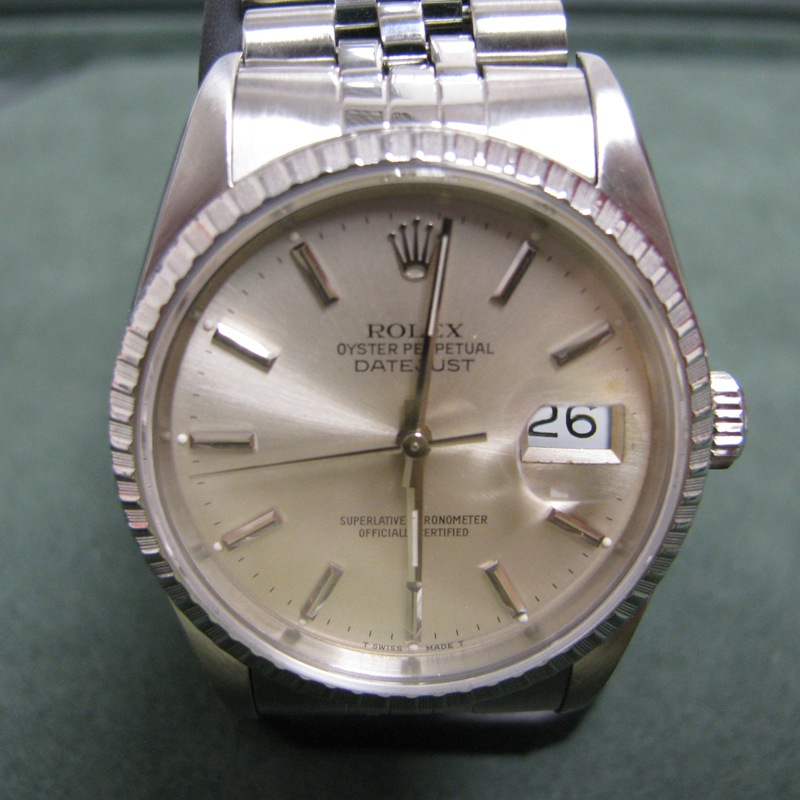 Gents Rolex Oyster DateJust - 16014 - 36mm