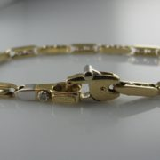 Diamond Bracelet - 18k Gold