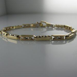 Diamond Bracelet - 18k Gold
