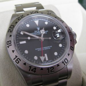 Rolex Explorer II - 16570 - Full Set - Box and Papers