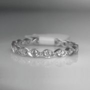 Fully Set Diamond Ring