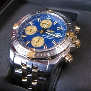 Gents Breitling Chronomat Evoloution B13356 - Box and Papers