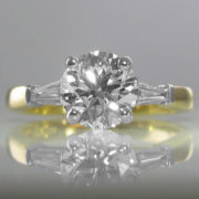 1.69ct Diamond Ring - G Colour - GIA Cert