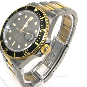 Rolex Submariner 16613 - 18k