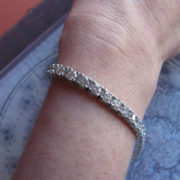 Diamond Tennis Bracelet - 8.0 Carats