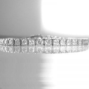Diamond Tennis Bracelet - 8.0 cts