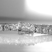 Diamond Tennis Bracelet - 8.0 cts