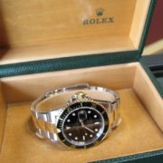 Rolex Submariner 16613 - 18k Gold and Stainless Steel