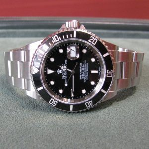 Rolex Submariner Date Steel - 2001 - SEL - K Serial