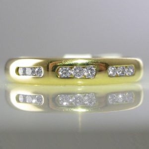 Diamond Eternity Ring 18k Gold