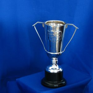 Silver Trophy Cup