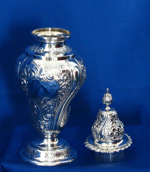 Irish Silver Sugar Caster, Irish Silverware, Antique Silver, Silverware, Antiques, Galway, Ireland