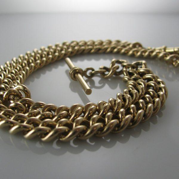 Gold Chain, T bar chain, Jewellery Shop, fine jewellery, Galway, Ireland